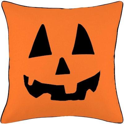 Onice Sivaha Pumpkin Throw Pillow