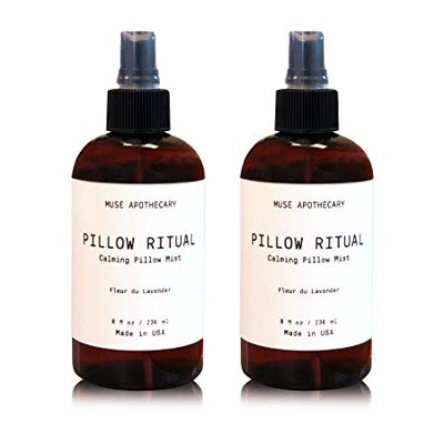 Muse Bath Apothecary Pillow Spray (2-Pack)