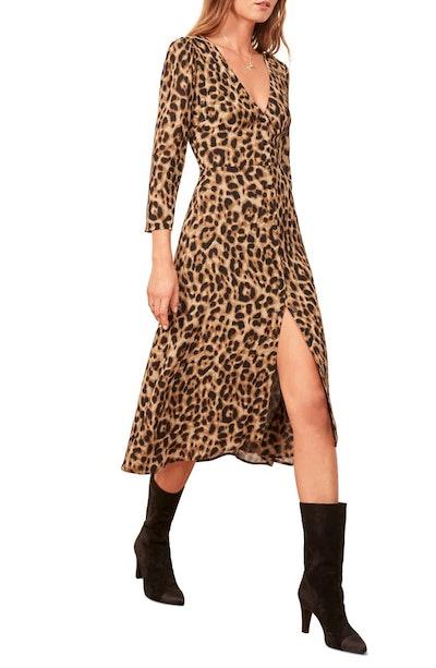 Alma Midi Dress