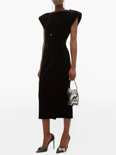 Gianni Versace 1983 Dress