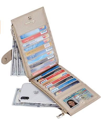 Travelambo RFID-Blocking Wallet