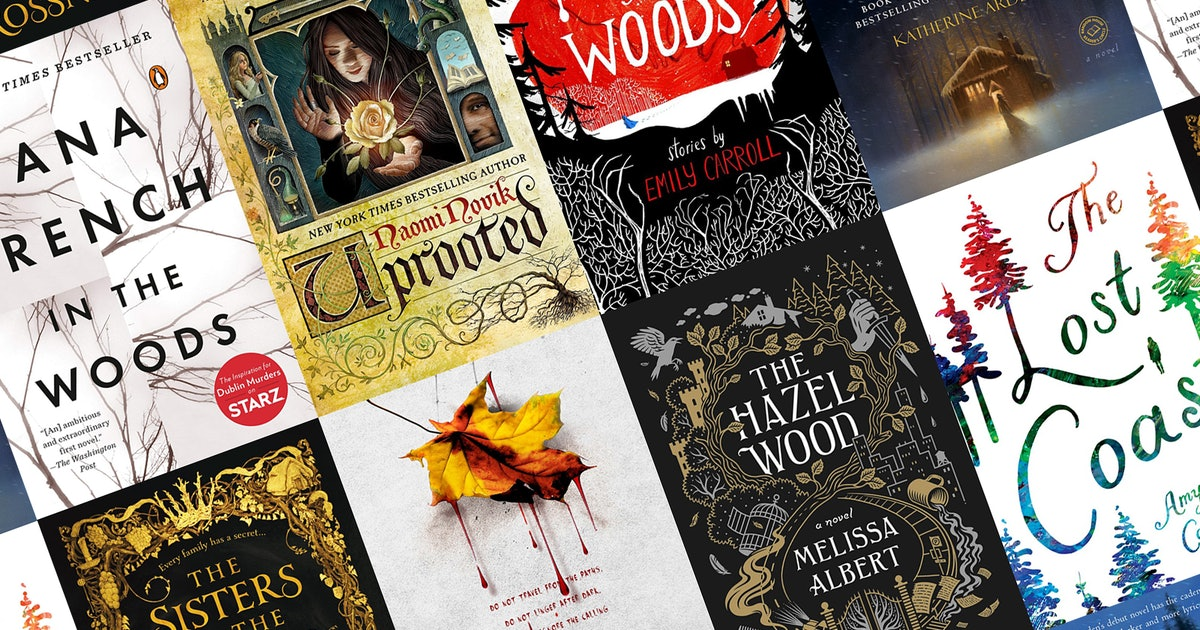 11 Books About Haunted Woods To Get You In The Spooky Season Spirit