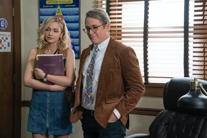 Matthew Broderick's 'Daybreak' character is a major reference to 'Ferris Bueller.'