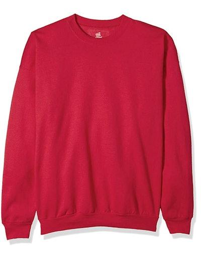 Hanes Men's Fleece Sweatshirt