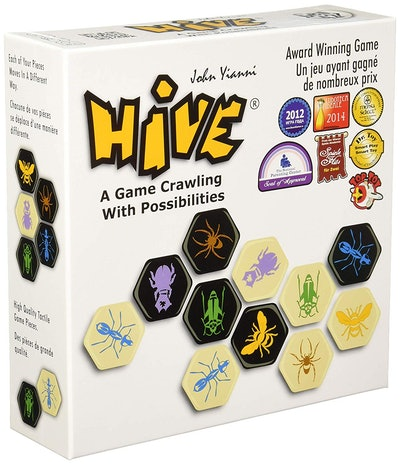 Hive — A Game Crawling With Possibilities