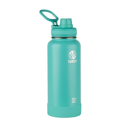 Takeya Actives Insulated Stainless Steel Water Bottle
