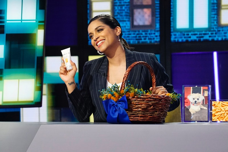 Lilly Singh called out Matt Lauer on 'A Little LAte With Lilly Singh'