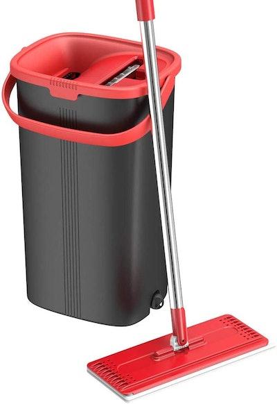 TETHYS Mop and Bucket
