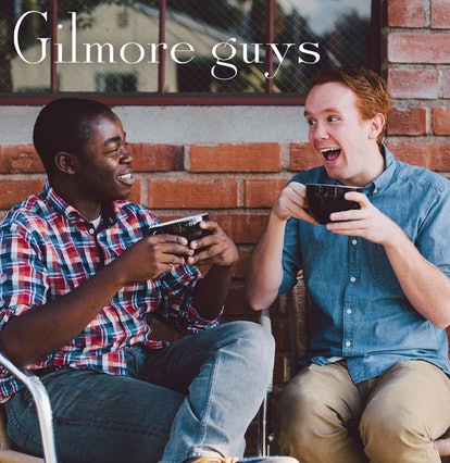 The Gilmore Guys podcast is here for you when you exercise.