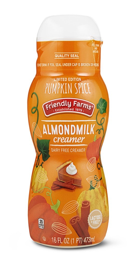 You can still find some pumpkin spice products on the shelves.