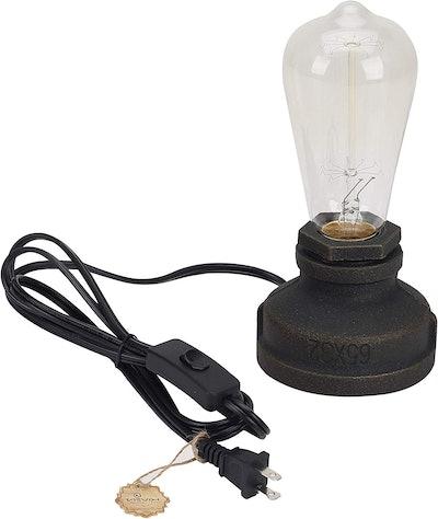 Kiven Steampunk Table Lamp