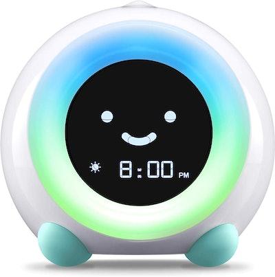 LittleHippo Mella Ready-To-Rise Alarm Clock