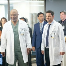 Richard Webber and Gemma may be the end of Richard's marriage.