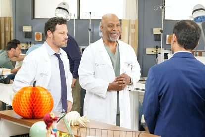 Richard and Karev have a lot of work to do at Pac North.