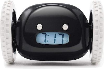 Clocky: The Alarm Clock on Wheels