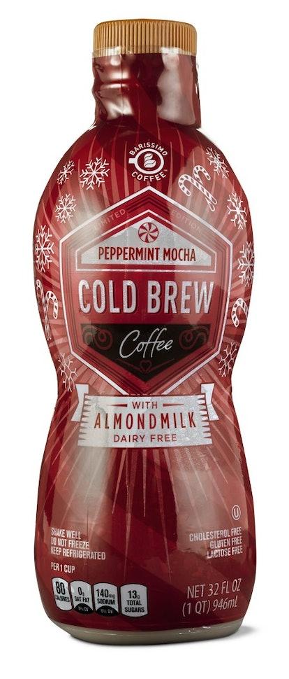 Peppermint mocha is big this season.