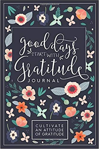 """Pretty Simple Press """"Good Days Start With Gratitude: A 52 Week Guide To Cultivate An Attitude Of Gratitude: Gratitude Journal"""""""