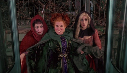 Kathy Majimy, Bette Midler, and Sarah Jessica Parker in 'Hocus Pocus' 1993