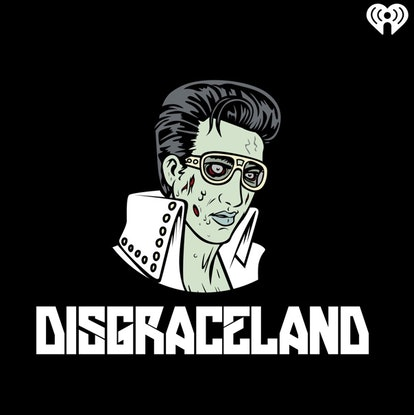 """The Disgraceland podcast will keep you saying """"wow"""" while you're exercising."""
