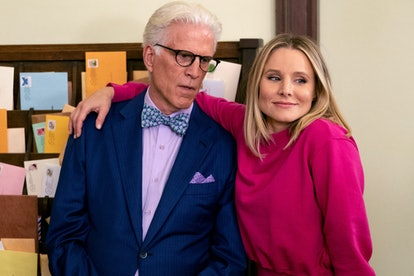 Is Michael (Ted Danson) a demon on 'The Good Place'