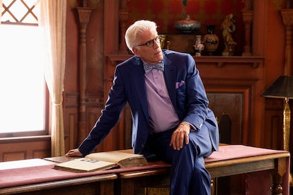 Ted Danson is Michael on 'The Good Place'