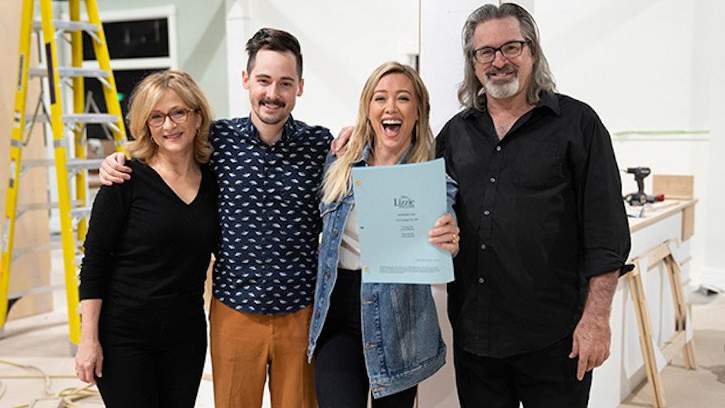 Cast of 'Lizzie McGuire' Reboot on Disney+