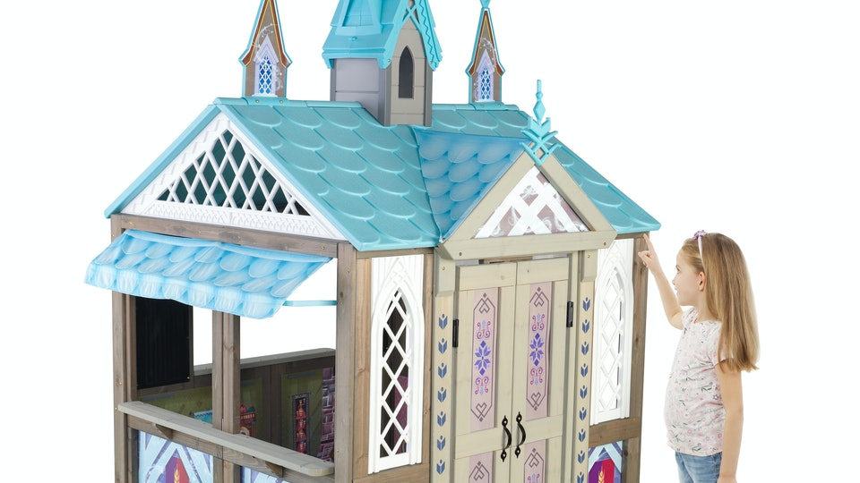 KidKraft Disney Frozen 2 Arendelle Castle Playset