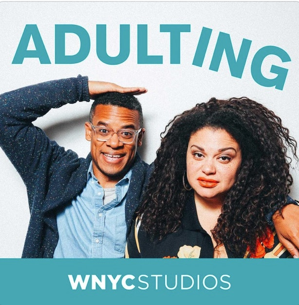 The Adulting podcast makes exercising way more fun.