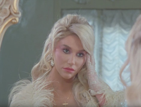 "Kesha released ""Raising Hell"" video"