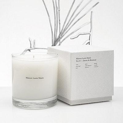 No.07 Dame de Boumois - Candle