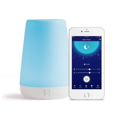 Hatch Baby Rest Sound Machine, Night Light, and Time-to-Rise
