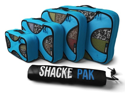 Shacke Pak Packing Cubes (Set of 4)