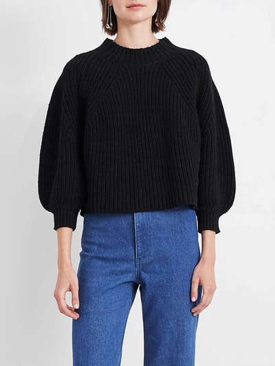 Merel Funnel Neck Sweater
