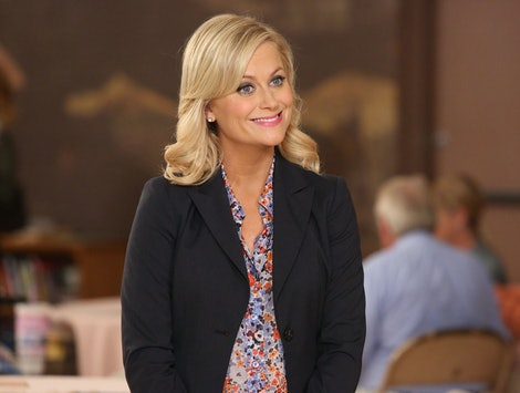 Leslie Knope would support Elizabeth Warren for president, according to the NBC comedy's co-creator Michael Schur.