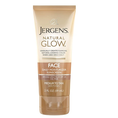 Jergens Natural Glow Healthy Complexion Daily Facial Moisturizer