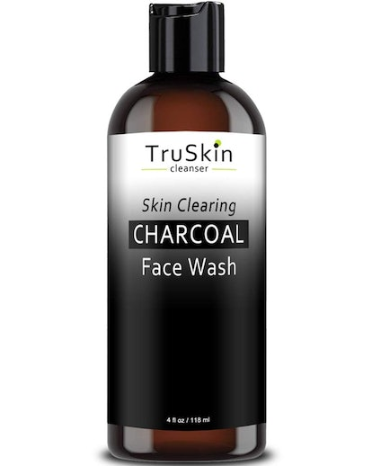 TruSkin Skin Clearing Charcoal Face Wash