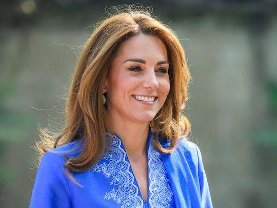 Fall 2019 hair colors like Kate Middleton's honey blonde