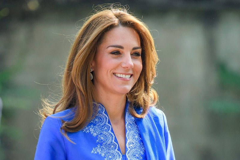 Fall 2019 hair colors like Kate Middleton's honey blonde