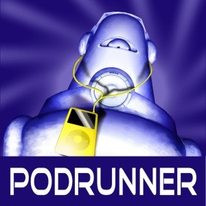 The Podrunner podcast is your new exercise companion if you love running.