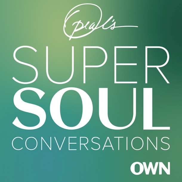 Oprah can keep you company with this podcast while you exercise.