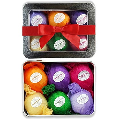 Bath Bomb Gift Set (6-Pack)