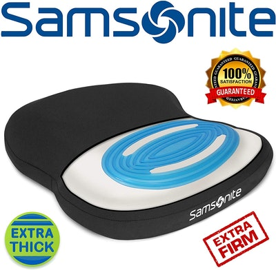 Samsonite Seat Cushion With Cooling Gel
