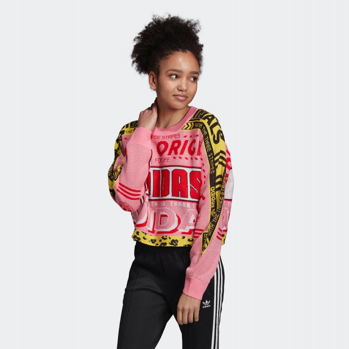 """Sweatshirt in """"Multicolor"""""""