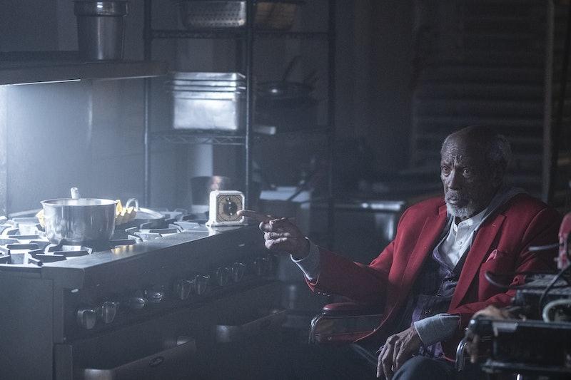 Louis Gossett Jr. as Will in HBO's Watchmen.