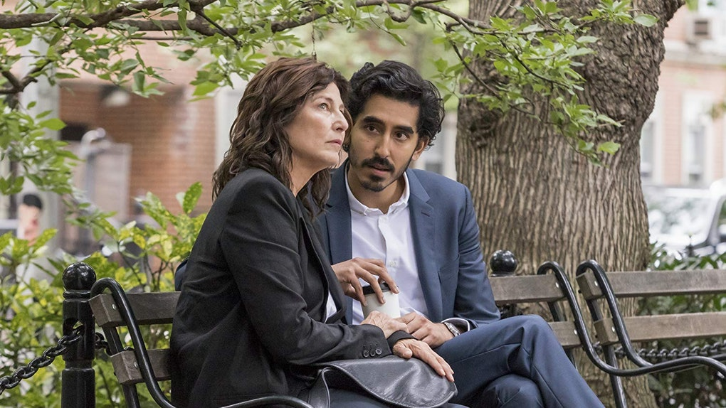 Dev Patel and Catherine Keener in one of the Modern Love moments that will make you cry