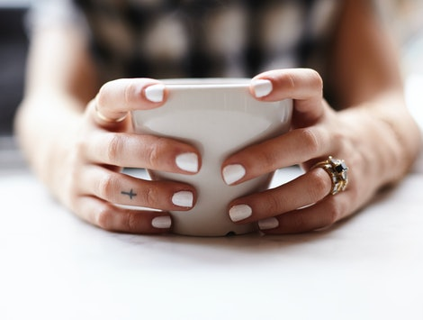 Checking your phone first thing in the morning can have some surprising effects on you.