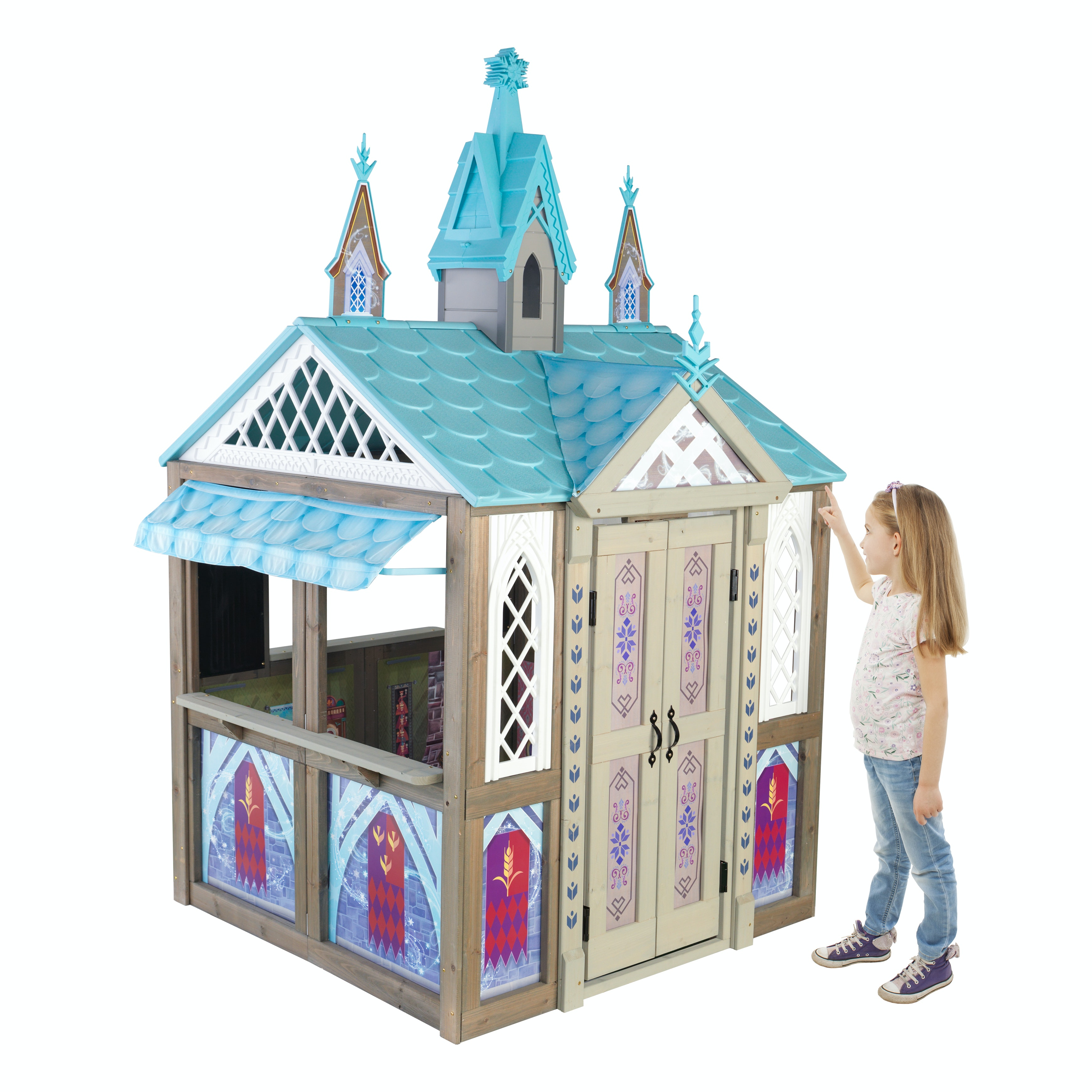 Frozen 2 Arendelle Playhouse At Costco