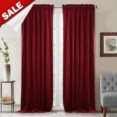 StangH Theater Velvet Curtains