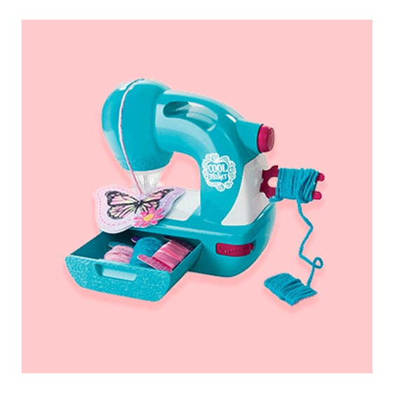 Cool Maker Sew N' Style Sewing Machine With Pom Pom Maker Attachment (6+)