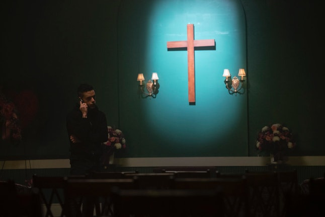 The 'Mr. Robot' number clue could be cracked in the Bible